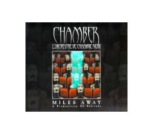 Cover - Chamber: Miles Away - A Premonition Of Solitude