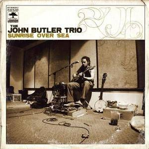 John Butler Trio: Sunrise Over Sea - Cover