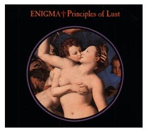 Enigma: Principles Of Lust - Cover
