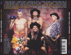 Red Hot Chili Peppers: Mother's Milk (CD) - Bild 2