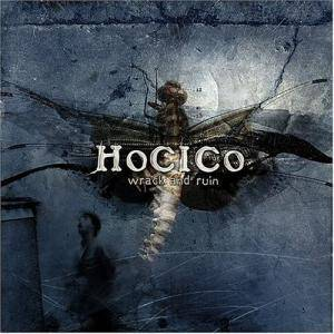 Hocico: Wrack And Ruin - Cover