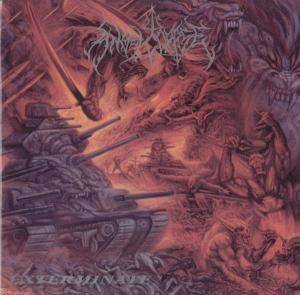 Angelcorpse: Exterminate - Cover
