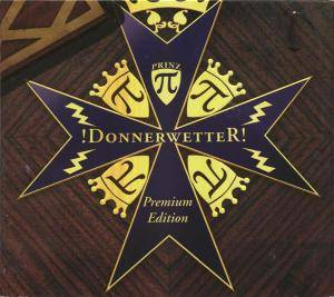 Prinz Pi: !Donnerwetter! - Cover