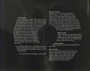 Wolf: The Black Flame (CD) - Bild 4