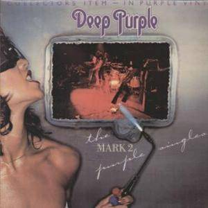 Deep Purple: Mark 2 Purple Singles, The - Cover