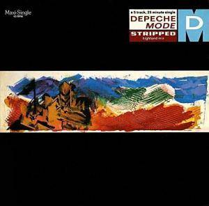 "Depeche Mode: Stripped (12"") - Bild 1"