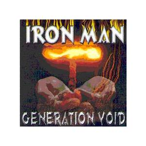 Iron Man: Generation Void - Cover