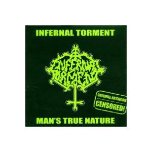 Infernal Torment: Man's True Nature - Cover