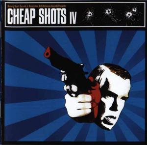 Cheap Shots Vol. IV - Cover