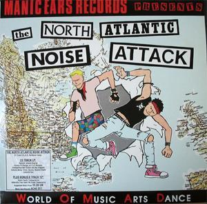 North Atlantic Noise Attack, The - Cover