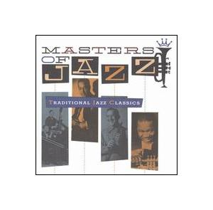 Masters Of Jazz, Vol. 1: Traditional Jazz Classics - Cover