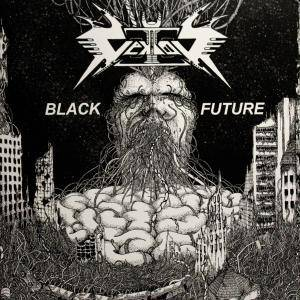 Vektor: Black Future - Cover