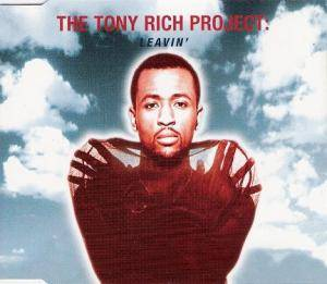 Cover - Tony Rich Project: Leavin'