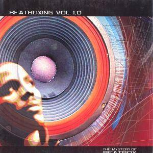 Cover - Don Abi: Beatboxing Vol.1.0 - The Mystery Of Beatbox