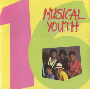 Cover - Musical Youth: Sixteen