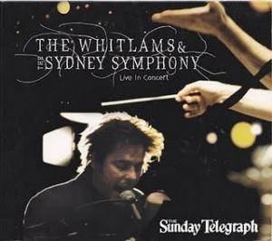 Cover - Whitlams, The: Whitlams & The Sydney Symphony, The