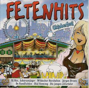 Cover - Chris Boettcher: Fetenhits - Oktoberfest