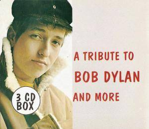 Tribute To Bob Dylan And More, A - Cover