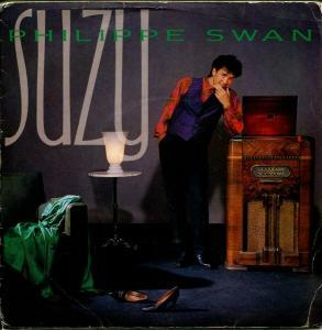 Philippe Swan: Suzy - Cover