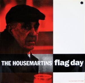 Cover - Housemartins, The: Flag Day