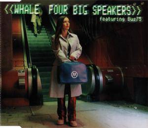 Cover - Whale: Four Big Speakers
