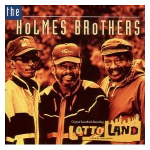 Cover - Holmes Brothers, The: Lotto Land