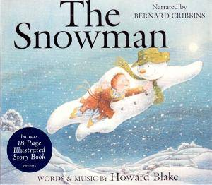 Cover - Howard Blake: Snowman, The