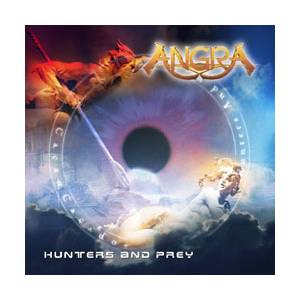 Angra: Hunters And Prey - Cover