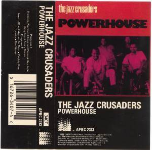 Cover - Jazz Crusaders, The: Powerhouse
