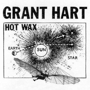 Cover - Grant Hart: Hot Wax