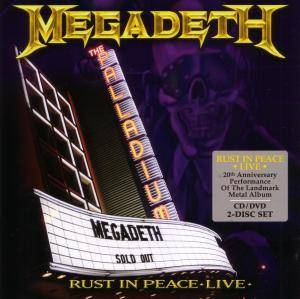 Megadeth: Rust In Peace - Live - - Cover