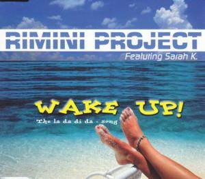 Cover - Rimini Project: Wake Up!