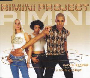 Cover - Rimini Project: Movin' Around
