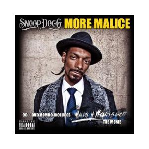 Snoop Dogg: More Malice - Cover