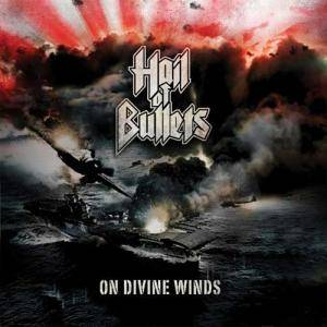 Hail Of Bullets: On Divine Winds - Cover
