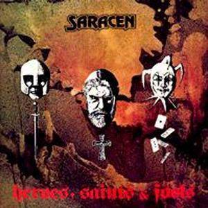 Cover - Saracen: Heroes, Saints & Fools