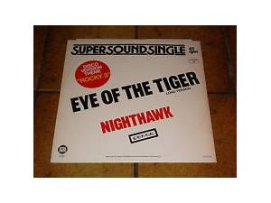 Nighthawk: Eye Of The Tiger - Cover