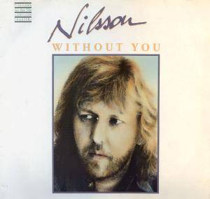 Nilsson: Without You - Cover