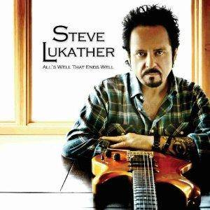 Steve Lukather: All's Well That Ends Well - Cover