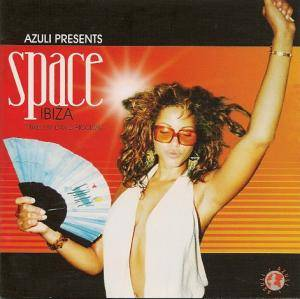 Cover - Shapeshifters: Azuli Presents Space Ibiza