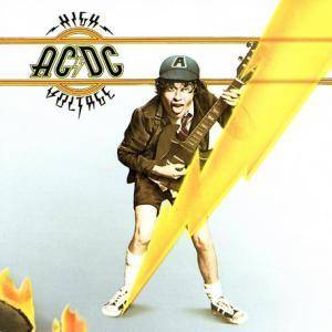 AC/DC: High Voltage (CD) - Bild 2