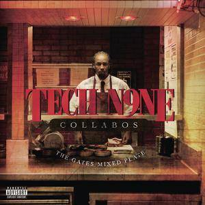 Cover - Tech N9ne: Collabos - The Gates Mixed Plate