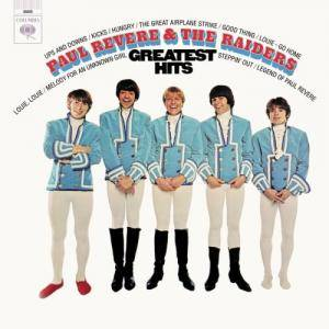 Paul Revere & The Raiders: Greatest Hits - Cover