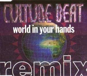 Culture Beat: World In Your Hands (Single-CD) - Bild 1