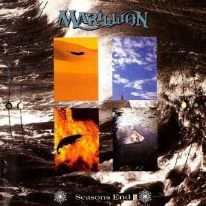 Marillion: Seasons End - Cover