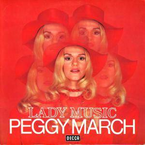 Cover - Peggy March: Lady Music