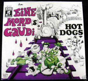 Cover - Hot Dogs: IV - Eine Mord(S)Gaudi