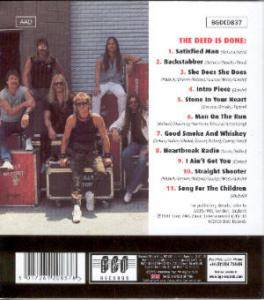 Molly Hatchet: The Deed Is Done (CD) - Bild 2