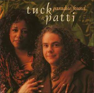 Cover - Tuck & Patti: Paradise Found