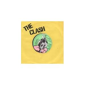 The Clash: (White Man) In Hammersmith Palais - Cover